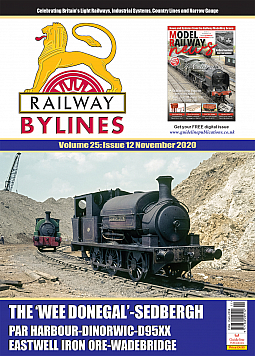 Guideline Publications Railway Bylines  vol 25 - issue 12