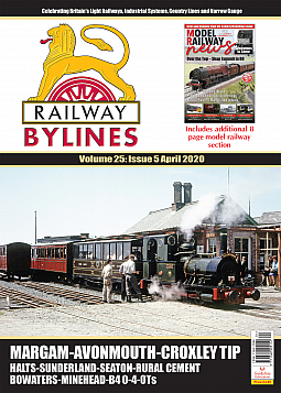 Guideline Publications Railway Bylines  vol 25 - issue 5