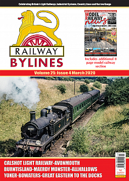 Guideline Publications Railway Bylines  vol 25 - issue 4