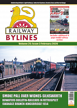 Guideline Publications Railway Bylines  vol 25 - issue 3