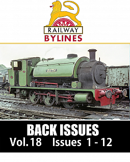 Guideline Publications Railway Bylines - BACK ISSUES vol 18
