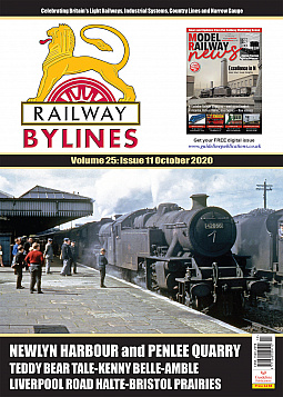 Guideline Publications Railway Bylines  vol 25 - issue 11