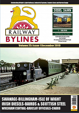 Guideline Publications Railway Bylines  vol 24 - issue 12