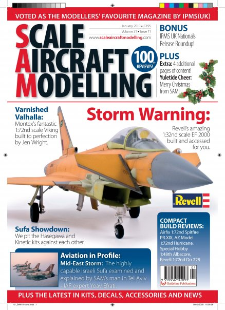 Guideline Publications SAM: Vol 31 - No 11 - Storm Warning January 2010
