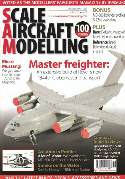 Guideline Publications SAM: Vol 31 - No 8 - Master freighter October 2009