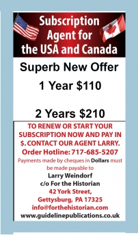 Guideline Publications Scale Aircraft Modelling - USA & Canada New Superb Offer for our USA & Canadian Subscribers