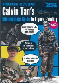 Guideline Publications Calvin Tans's Intermediate Guide to Figure Painting