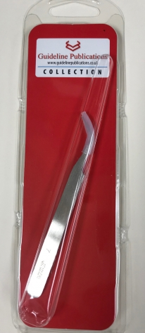 Guideline Publications Curved Tweezer