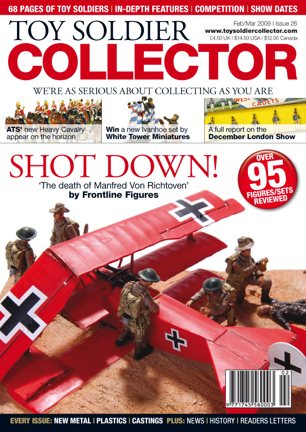 Guideline Publications Toy Soldier Collector #26
