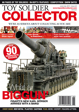 Guideline Publications Toy Soldier Collector #40