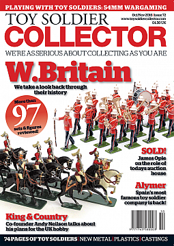 Guideline Publications Toy Soldier Collector #72