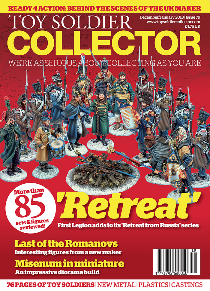 Guideline Publications Toy Soldier Collector #79 Dec/Jan #79