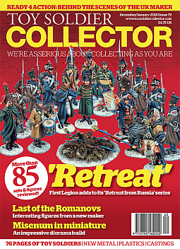 Guideline Publications Toy Soldier Collector #79
