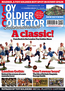 Guideline Publications Toy Soldier Collector #83 Aug/Sept  #83