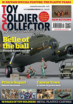 Guideline Publications Toy Soldier Collector #84 Oct/Nov  #84