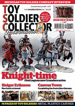 Guideline Publications Toy Soldier Collector #85