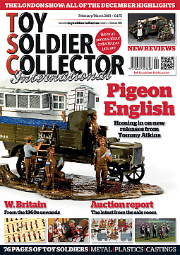 Guideline Publications Toy Soldier Collector #86
