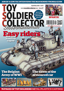 Guideline Publications Toy Soldier Collector #87