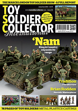 Guideline Publications Toy Soldier Collector #88