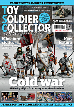 Guideline Publications Toy Soldier Collector #89