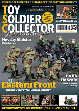 Guideline Publications Toy Soldier Collector #91