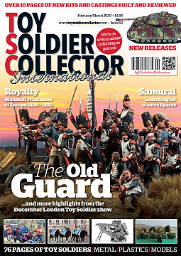 Guideline Publications Toy Soldier Collector #92
