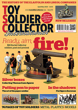 Guideline Publications Toy Soldier Collector #93