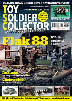 Guideline Publications Toy Soldier Collector #96