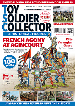 Guideline Publications Toy Soldier Collector #99