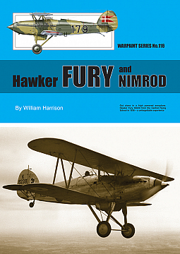 Guideline Publications no 116 Hawker Fury and Nimrod