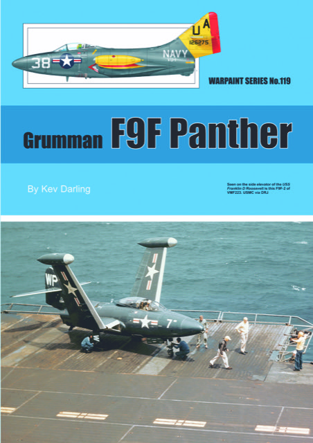 Guideline Publications Grumman F9F Panther - May 19