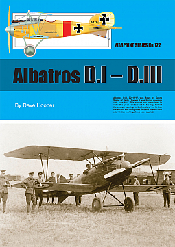 Guideline Publications 122 Albatros D.1 - D.111