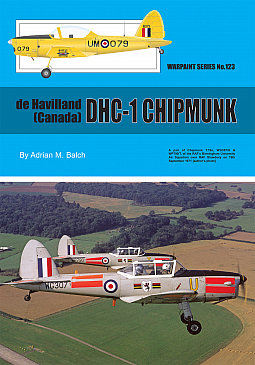 Guideline Publications DHC-1 Chipmunk Warpaint 123