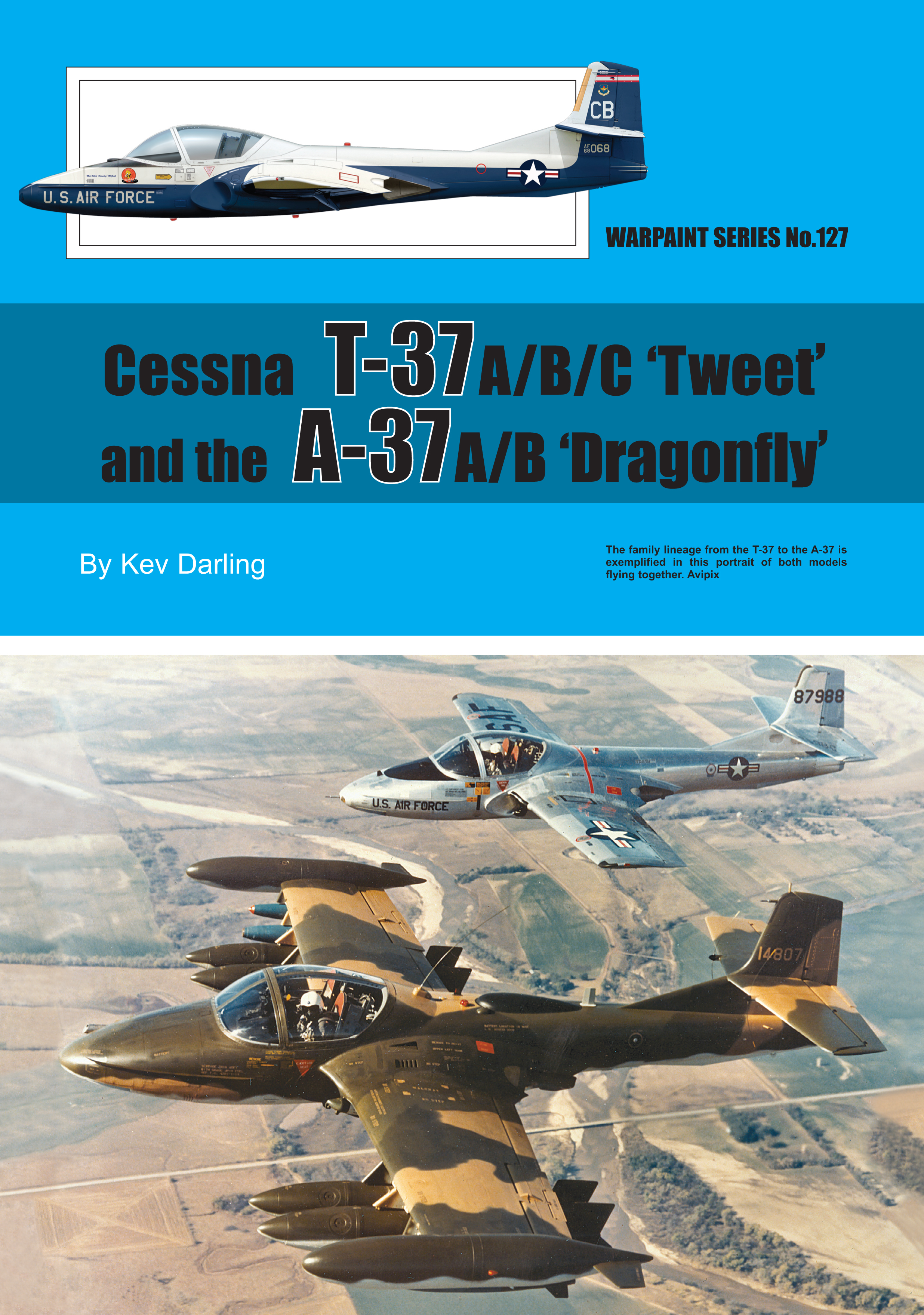 Guideline Publications Cesna T-37 & A-37 Dragonfly ON SALE NOW