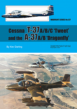 Guideline Publications Cesna T-37 & A-37 Dragonfly
