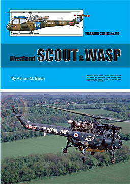 Guideline Publications No.110 Westland Scout & Wasp No.110  in the Warpaint series