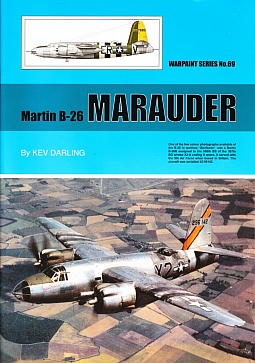 Guideline Publications No 69 Martin B-26 Marauder