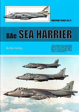 Guideline Publications No 75 BAe Sea Harrier