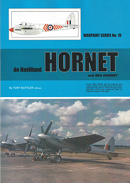 Guideline Publications No 19 de Havilland Hornet and Sea Hornet