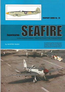 Guideline Publications No 20 Supermarine Seafire