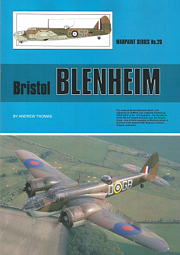 Guideline Publications No 26 Bristol Blenheim