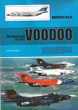 Guideline Publications No 47 McDonnell F-101 Voodoo