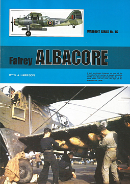 Guideline Publications No 52 Fairey Albacore