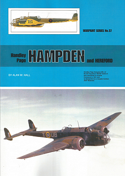 Guideline Publications No 57 Handley Page Hampden and Hereford