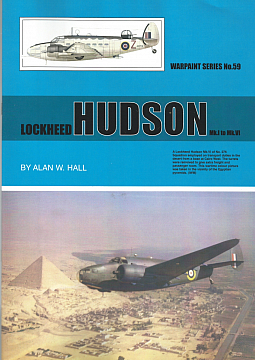 Guideline Publications No 59 Lockheed Hudson Mks.I to VI