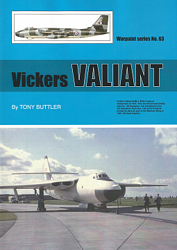 Guideline Publications No 63 Vickers Valiant