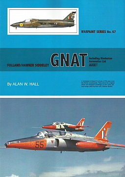 Guideline Publications No 67 Folland/Hawker Siddeley Gnat and HAL AJEET