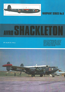Guideline Publications No 6 Avro Shackleton