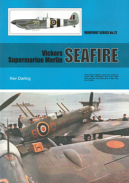 Guideline Publications No 72 Vickers Supermarine Merlin Seafire