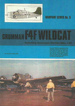 Guideline Publications No 9 F4F Martlet/Wildcat